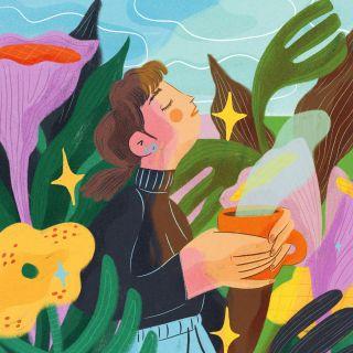 Caribay M. Benavides - Estomba 465, CABA, Argentina based illustrator
