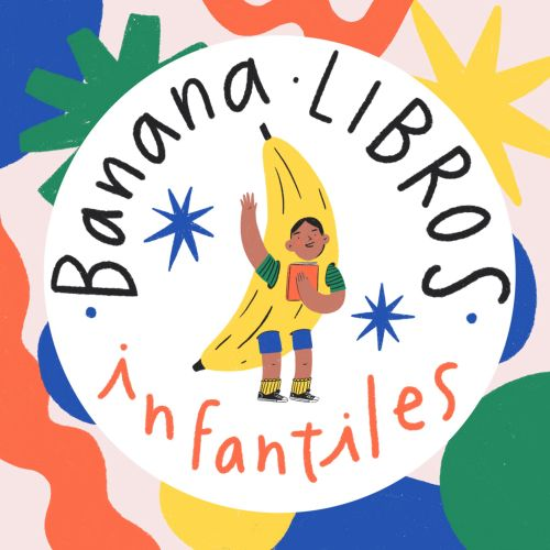 Logo design for children book shop