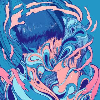 Abstract illustration by Carolina Rodriguez Fuenmayor