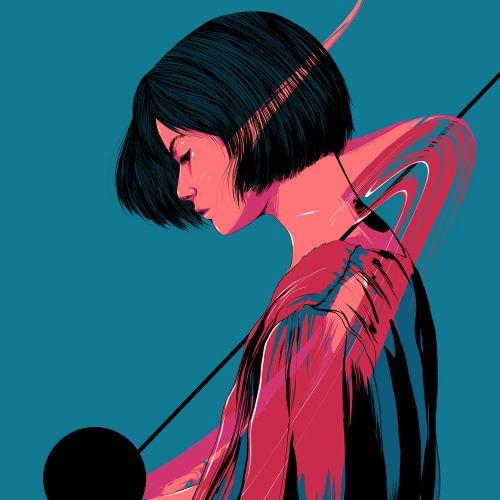 Carolina Rodriguez Fuenmayor 社论 Illustrator