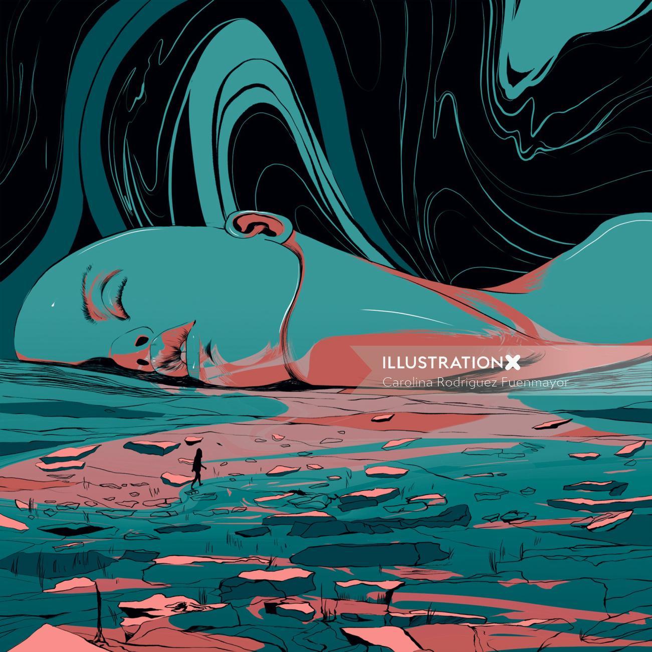 View Carolina Rodriguez Fuenmayor's illustration portfolio