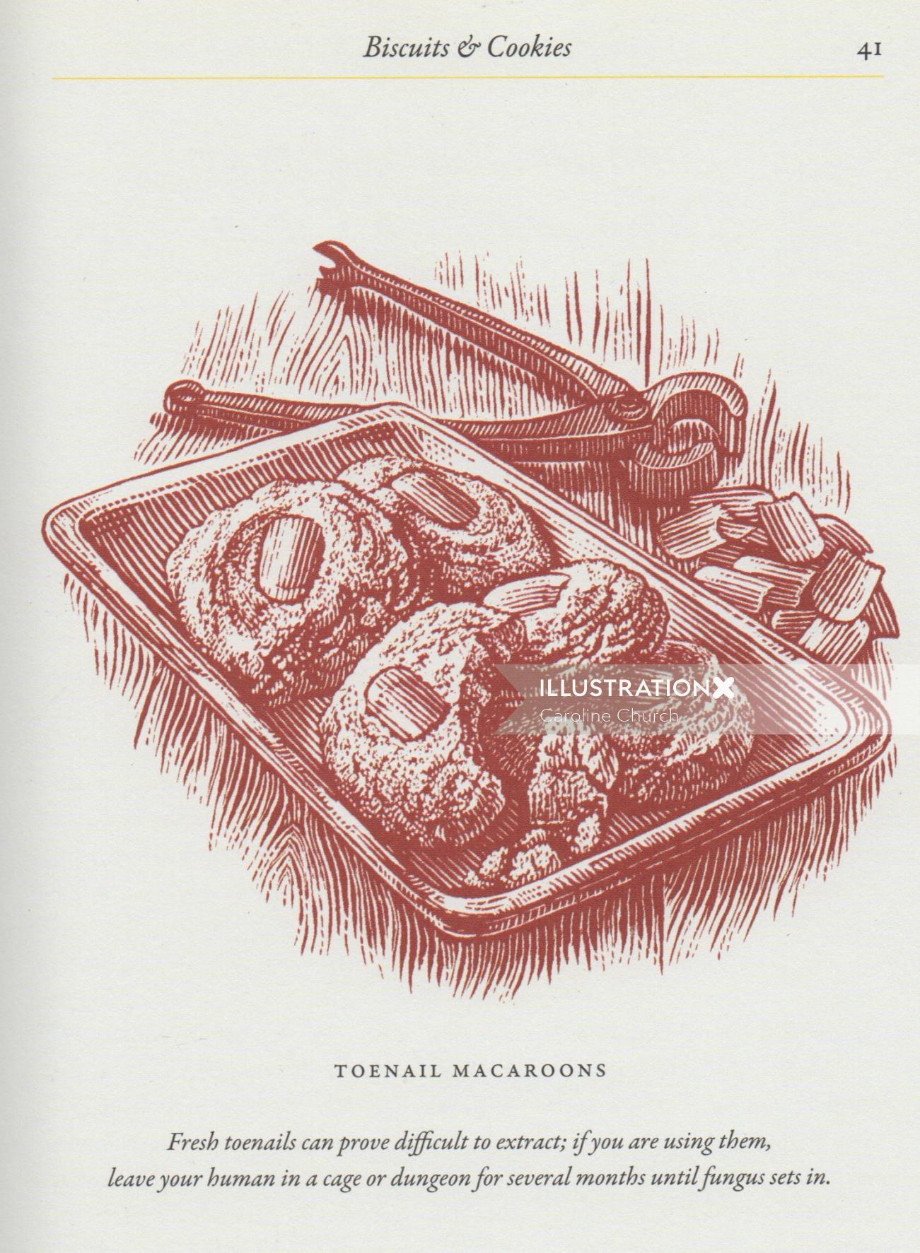 Food & Drink Cookies