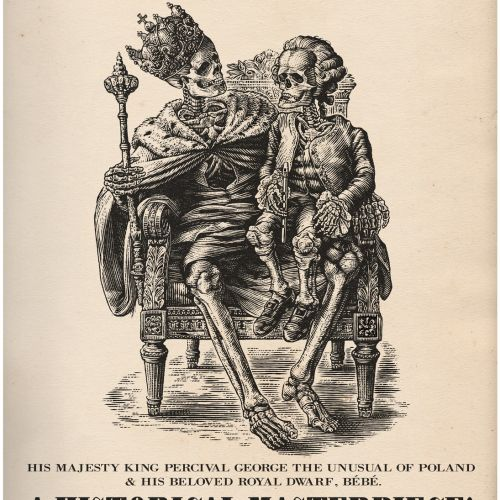 Historical Genuine Royal Skeletons