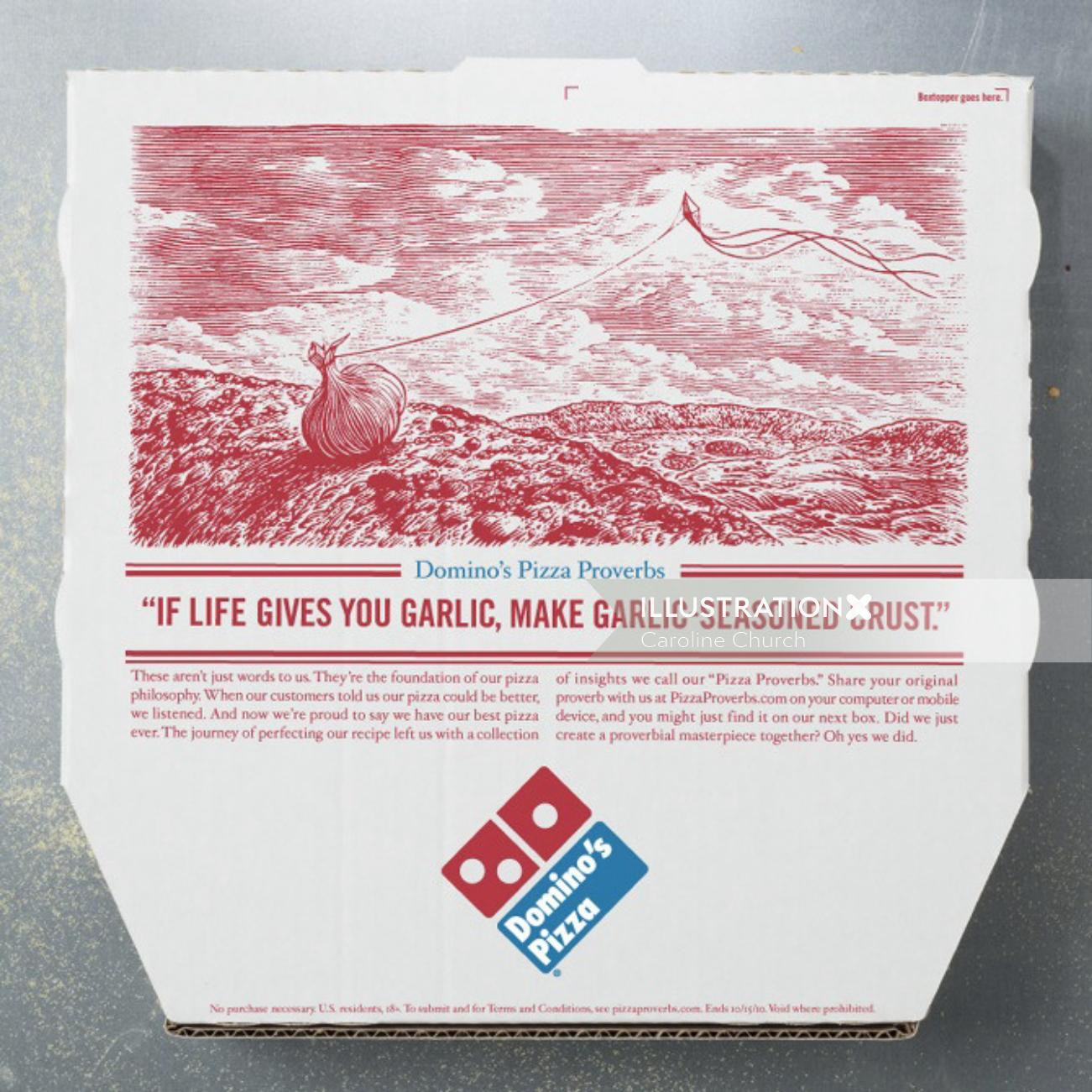 Typography Dominos cover box