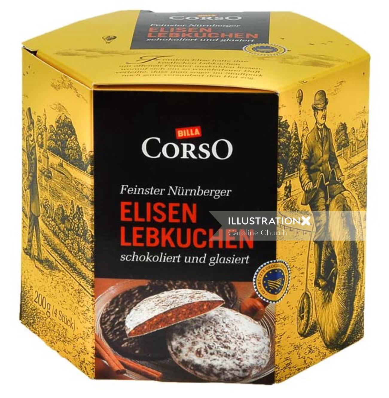 Advertising Corso Elisen Lebkuchen