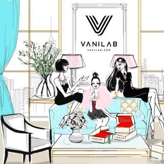 Girls Fashion Sketch For Vanilab