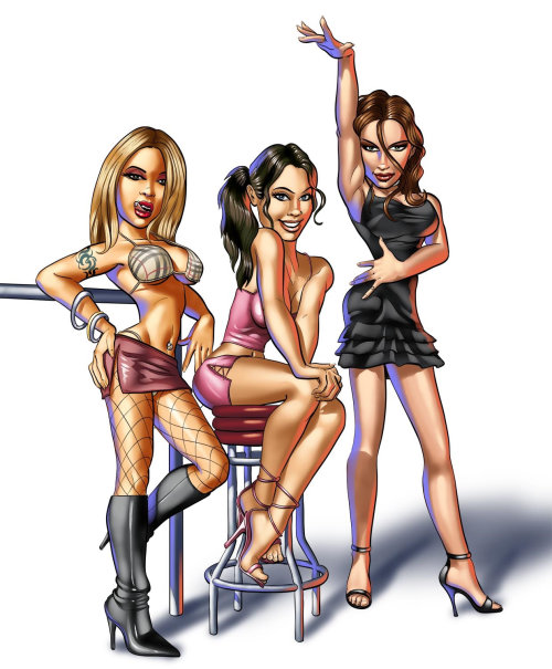 Sexy B Girls
