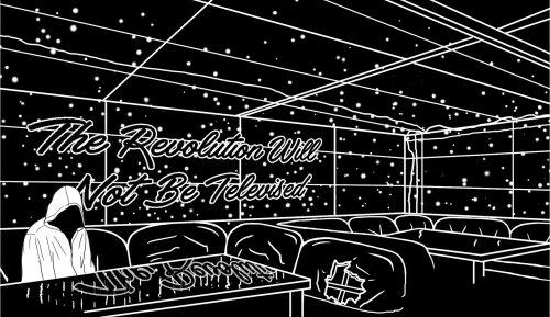 La animación GIF de The Revolution no será televisada