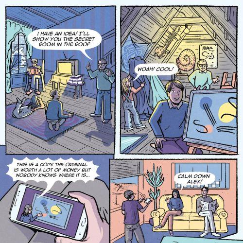 Cat Sims Cartoon & Humor