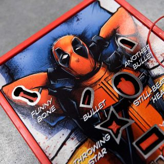 Comic Book deadpool2 marvel super hero game