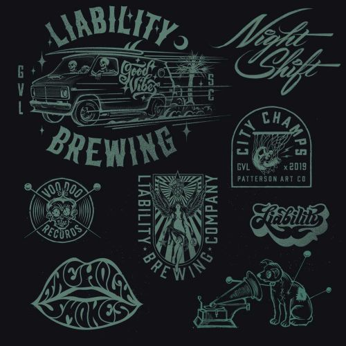 Brewing Company Logo / Package Designs