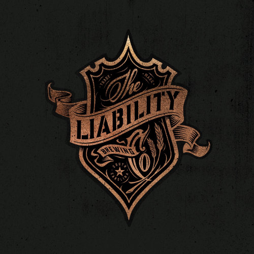 Design for Liability Brewing Company