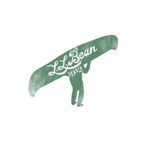 Digital LL Bean Logo Icon