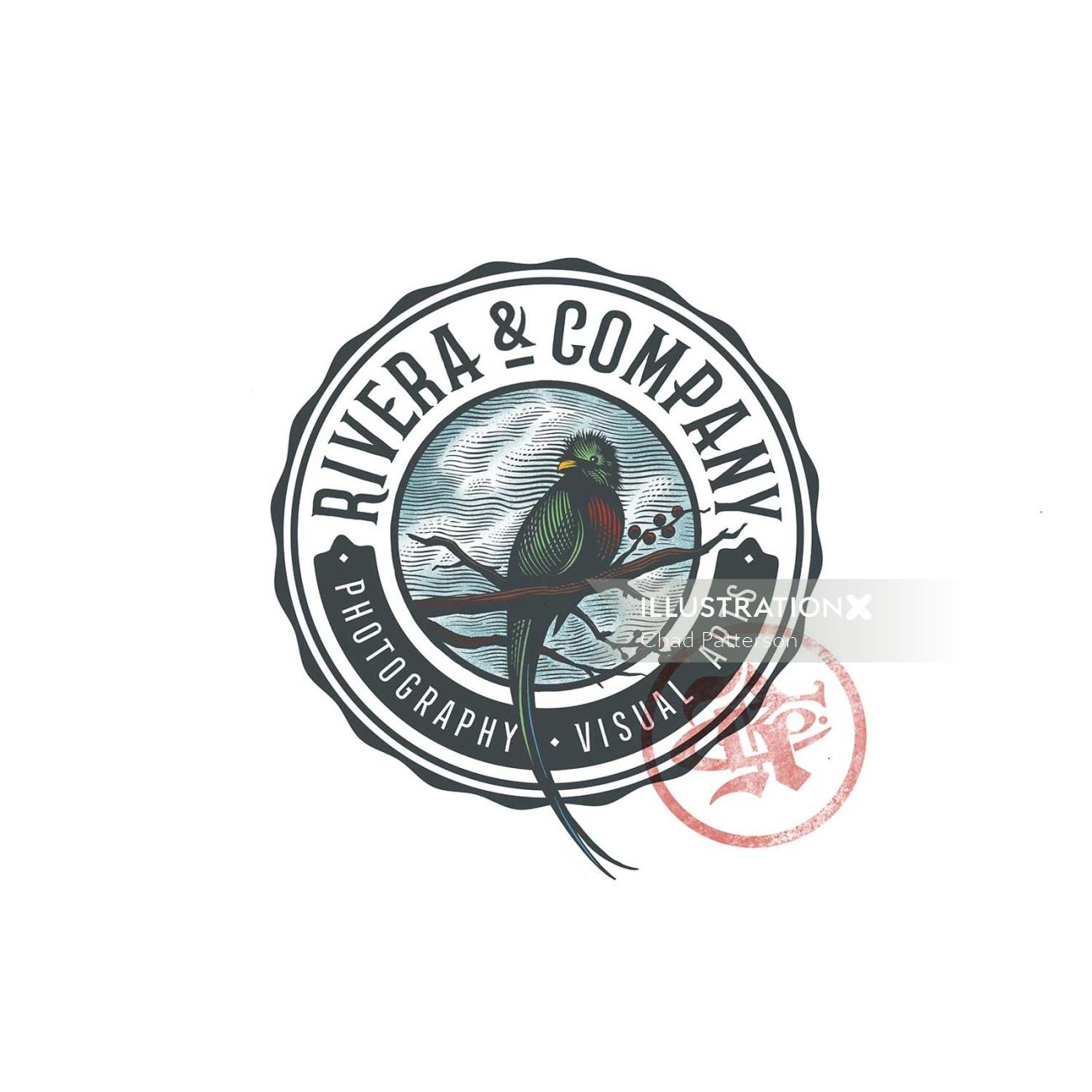 Logo design for a Rivera and company
