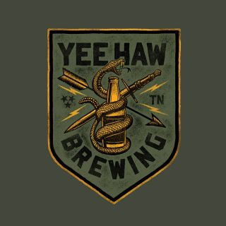 Apparel Design for Yee Haw Brewing Company