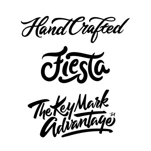 Handcrafted Lettering and Calligraphy Styles