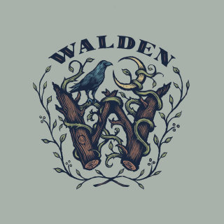 Illustration for the band Walden