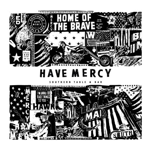 home of the brave historical poster cover