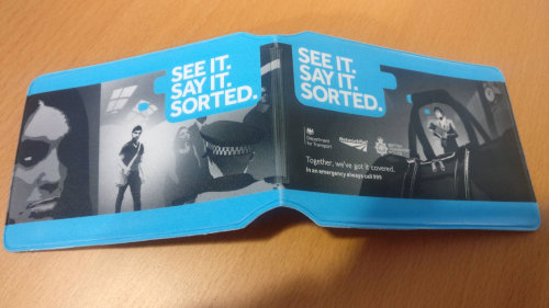 say it see it sorted ad campaign