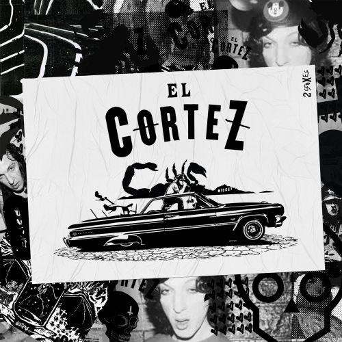 Mickey Avalon x El Cortez Merch Poster