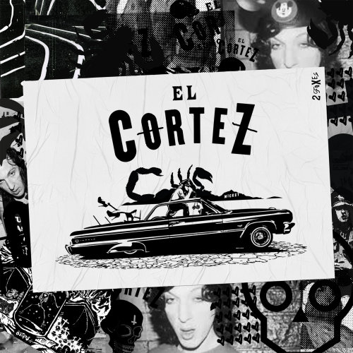 Mickey Avalon x El Cortez Merch Poster