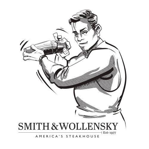 graphique de bar smith & wollensky