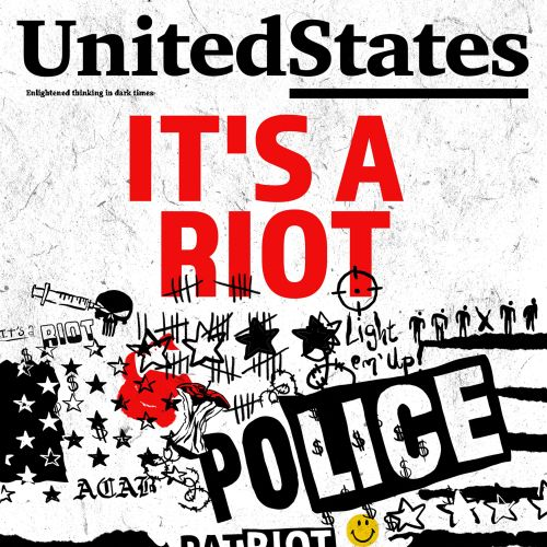 Editorial Police It's a Riot