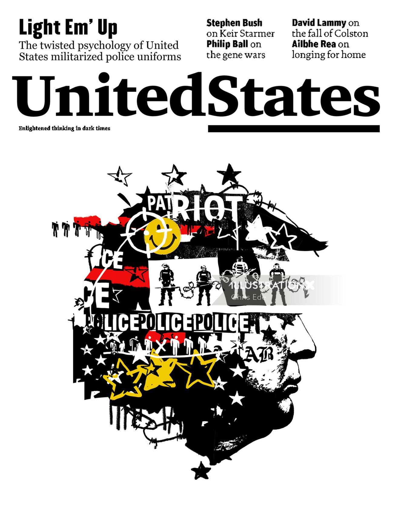 Editorial United States Riot