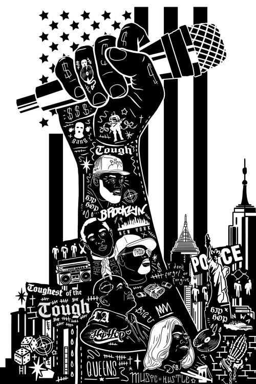 Graphic Hip Hop Uncut - FX