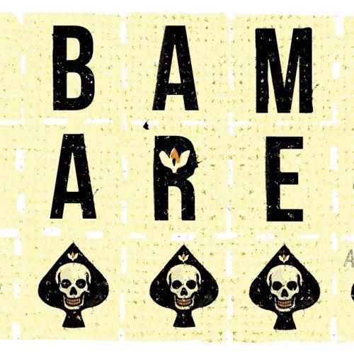 Obama care typographic illustration