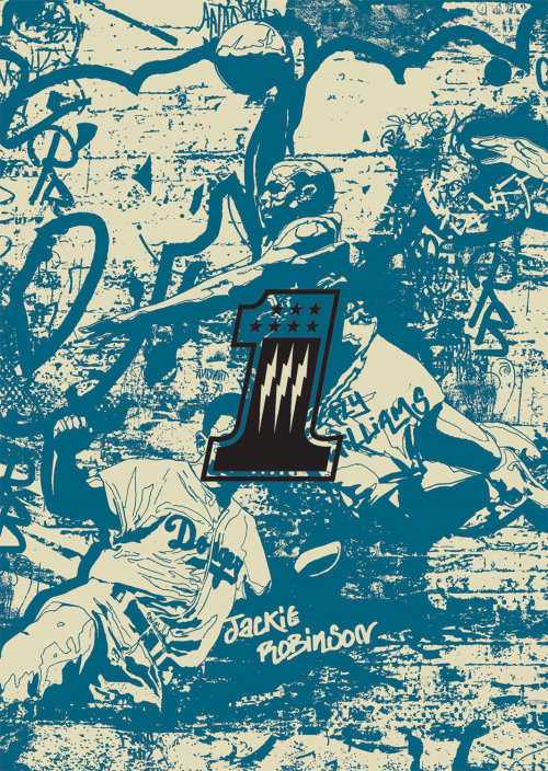 blue devils basketball retro illustration