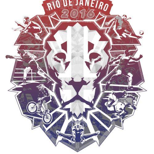 Team GB Oympics 2016 cover art