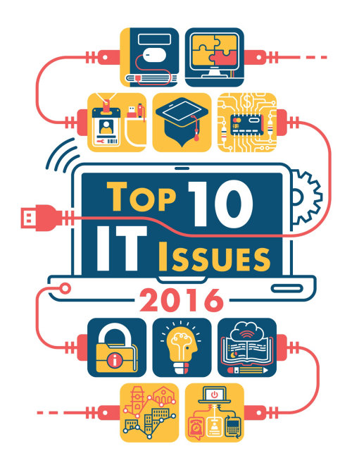 Top 10 IT Issues Business Cover