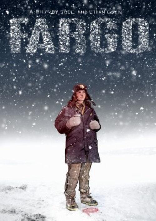 cartel de la película fargo por chris king