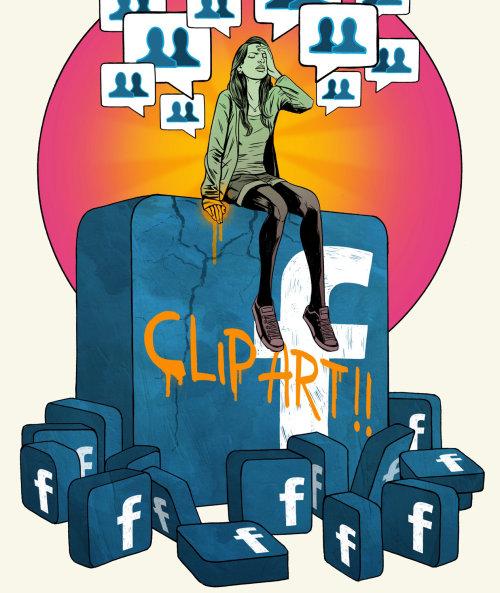 吸引社交媒体的关注压力