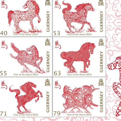 Illustration of Chinese calendar