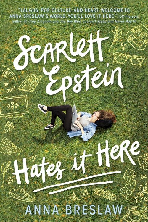 L'art du lettrage de Scarlett Epstein