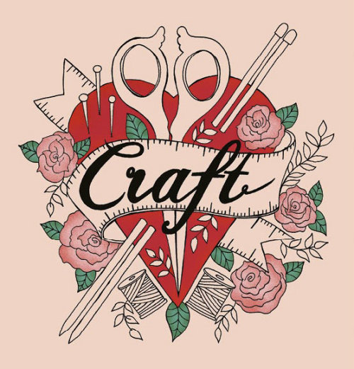 Craft love editorial magazine