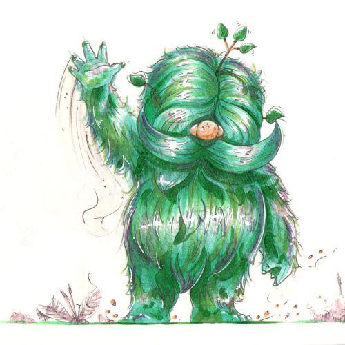 Christophe Bugetti Character Design Illustrator