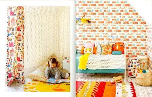 绘画装饰墙