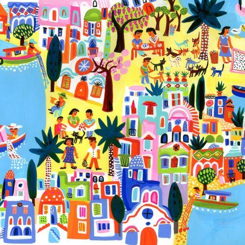 Christopher Corr International book illustrator. UK