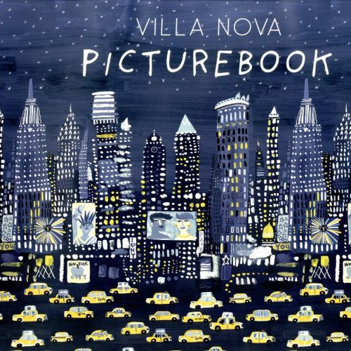 Painting Villa Nova Picture book