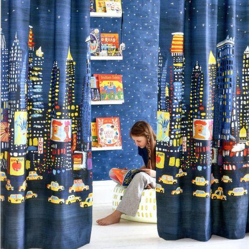 Decorative painting curtains