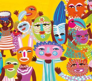 Illustration of designed Masks