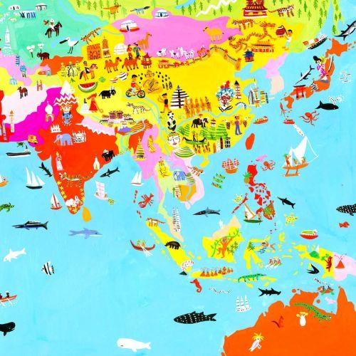 Christopher Corr Ilustrador especializado em livros, mapas e paisagens urbanas. Reino Unido