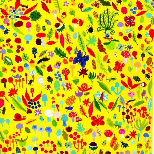 Book endpapers illustration by Christopher Corr
