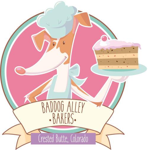 character design Baddog Alley bakers