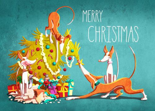 Cartoons & Humour Merry Christmas