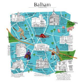 balham, london, architecture, history, odeon, du cane court, theatre