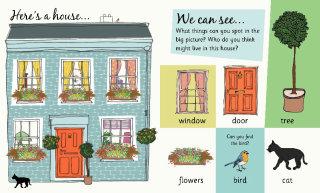 Home architecture illustration